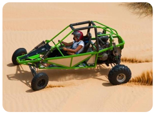 Dune Buggy Safari dubai, sand rail buggy safari tour, red dune buggy tour package dubai