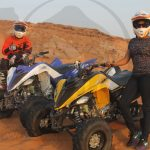 quad bike atv utv desert safari adventure open desert sand dune tour dubai - sharjah 05