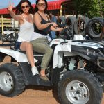 quad bike atv utv desert safari adventure open desert sand dune tour dubai - sharjah 10