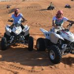 quad bike atv utv desert safari adventure open desert sand dune tour dubai - sharjah 13