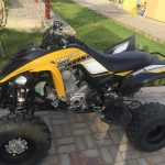 yamaha raptor 700 Quad bike rental, Dune buggy tour and rental Dubai, Polaris 4x4 rental, hire dubai - 14